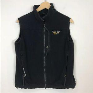 Mountain Hardwear Black Gore Windstopper Vest 8